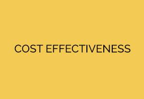 costeffectiveness